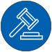 NYU Law Criminal Justice Sentencing Icon