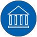 NYU Law Criminal Justice Trial Icon