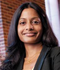 Alina Das '05