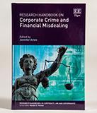 Arlen Corporate Crime book cover