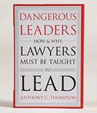 Thompson Dangerous Leaders book cover