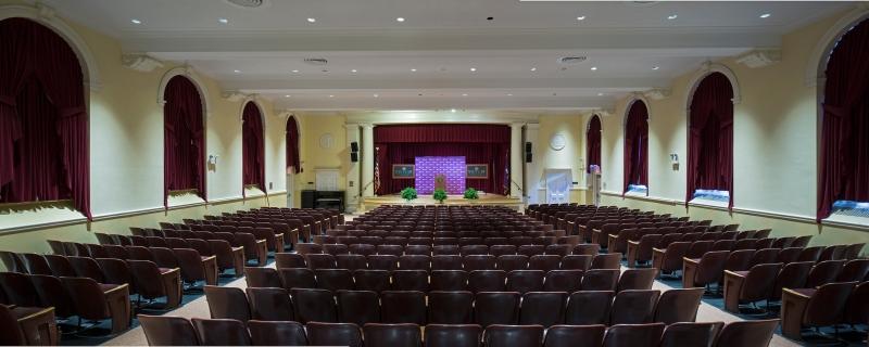 Tishman Auditorium Nyu School Of Law