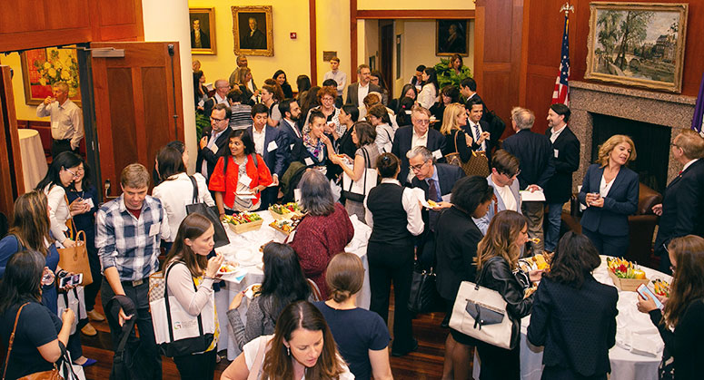 Grunin Prize Reception