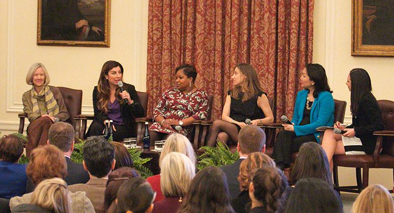 Birnbaum Women's Leadership Network celebrates more than 125