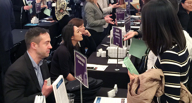 Attorney and NYU Law student at NYU Global Event