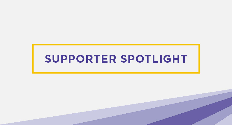 Supporter Spotlight Logo