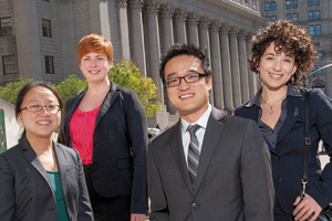 Immigrant Rights Clinic | NYU School of Law