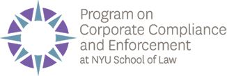 Program on Corporate Compliance and Enforcement