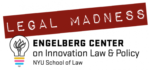 Legal Madness Logo