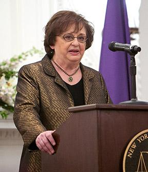 New York Solicitor General Barbara Underwood honored by Annual ...