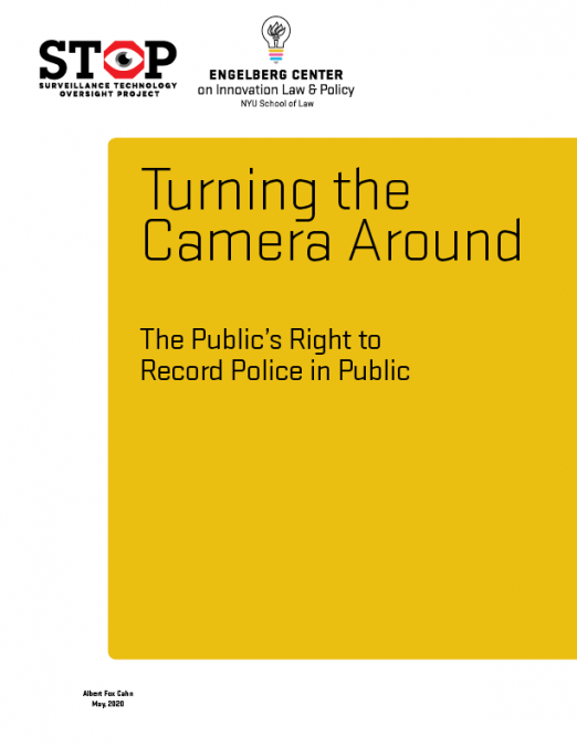 Turning the Camera Around Cover