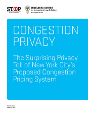 Congestion Privacy cover