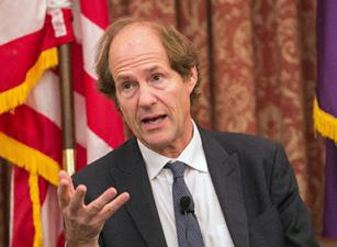 Cass Sunstein portrait