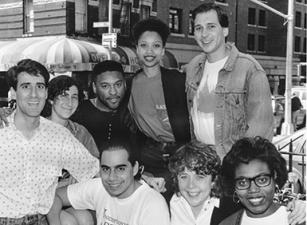 Students from the 1989–90 Juvenile Rights Clinic co-taught by Guggenheim and Hertz