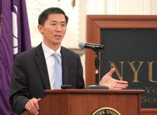 Goodwin Liu at the 2018 Korematsu Lecture