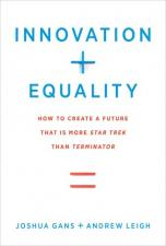 Innovation + Equality Cover