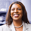 New York Attorney General Letitia James.