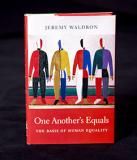 """One Another's Equals"" book cover"