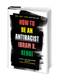 Book Cover for How to Be and Anti-racist
